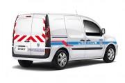 Balisage police kit adhésif rétroréfléchissant - Zone d'intervention :  50 à 130km/h