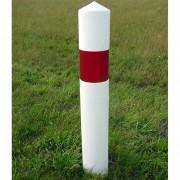 Balise d'intersection - Balise de signalisation résistante et rigide
