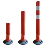 Balise flexible de jalonnement - 3 hauteurs disponibles