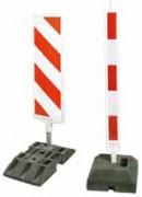 Balises de signalisation pour chantier - 2 Modèles disponibles : Etroite et Large