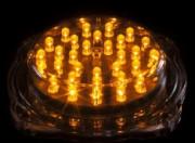 Balises LED de signalisation verticale - Matériau : Polycarbonate - Balise basse tension