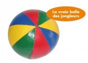 Balles de jonglage souple