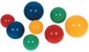 Balles scolaires unies lisse