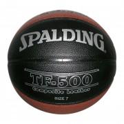 Ballon basket spalding TF - 500 LNB - Taille : 6 / 7 - Ballon de match haute performance