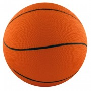 Ballon de basketball en mousse