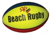 Ballon de beach rugby - Revêtement soft anti-glisse