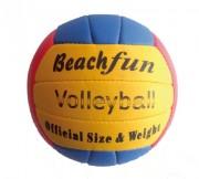 Ballon de beach volleyball - Diamètre (cm) : 21