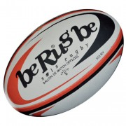 Ballon de match rugby valve