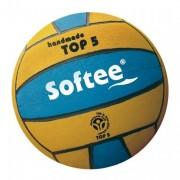 Ballon de water-polo compétition - Revêtement en caoutchouc - Taille 5