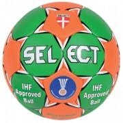 Ballon handball féminin select - Destiné aux juniors et équipes féminines - Matière : Cuir synthétique HPU 1300