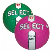 Ballon select de handball pour débutant - Tailles disponible : 0 - 1