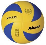 Ballon volley mikasa MVA330 - Conforme aux réglementations des championnats