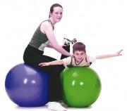 Ballons pour exercices de motricité