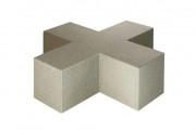 Banc béton tetris X - Poids : 916 kg