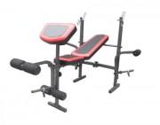 Banc de musculation - Poids maxi utilisateur : 115 kg