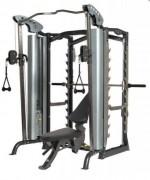 Banc de musculation à charge - Charge maxi : 265 kg + 2 x 75 kg