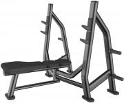 Banc de musculation développé couché en acier - Poids : 50 kg  -  Dimensions L x l x H : 1750 x 1510 x 1280 mm