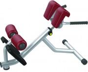 Banc de musculation lombaire incliné - Fabriqué en acier haute résistance
