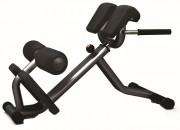 Banc de musculation Lombaires - Poids : 29 kg  -  Norme européenne EN957