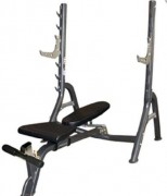 Banc de musculation multi positions - Charge Maxi : 250 kg