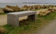 Banc granit Littoral - Longueur en cm: de 150 à 250