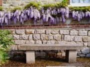 Banc jardin granit - Longueur en cm: 100 - 120 - 150 - 180