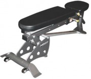 Banc musculation pliable - Charge Maxi : 250 kg