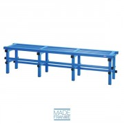 Banc simple pour piscine