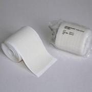 Bandage adhésif élastique 7cm de sport - Dimensions : 2,50m. de longueur x 7cm. de largeur