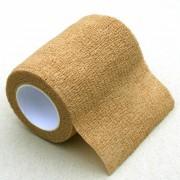 Bandage élastique auto-adhésif de sport - Longueur : 2,50m