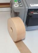 Bande gommée armée - Ruban adhésif papier écologique armé