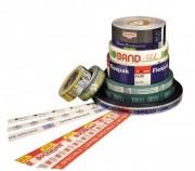 Bande papier - Existe en 2 séries (BA : de 28 à 100mm et GBT: de 20 à 50mm)