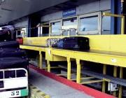 Bande transporteuse aéroportuaire - Intervention sur site en moins de 3 heures