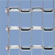 Bande transporteuse métallique Inox - Aciers tout types : inox, recuit, réfractaire, inconel, chrome, cuivre...