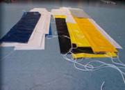 Banderoles de communication - Mise en oeuvre par peintures en lettres ou imprimé