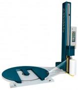 Banderoleuse à Démarrage progressif - Permet d'éviter d'encastrer la machine dans le sol