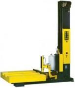Banderoleuse automatique - Encombrement machine (L x l x h) : 3320 x 2000 x 2800 mm