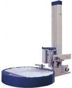 Banderoleuse automatique à plateau tournant - Jusqu'à 60 palettes/heure