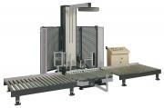 Banderoleuse automatique de palettes - Capacité de production 15 à 50 palettes par heure