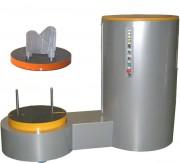 Banderoleuse de bagage - Diamètre du plateau : 600 mm