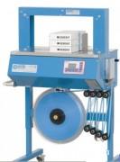 Banderoleuse de mise sous bande à arc - 35 banderolages à la minute - Largeur bande : 20 - 30- 40- 50- 60 mm