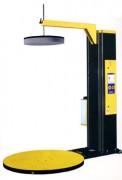 Banderoleuse de palettes pour charges particulières - Encombrement machine (L x l x h) : 1500 x 2440 x 2550 mm