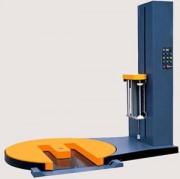 Banderoleuse de palettes semi-automatiques - Vitesse du plateau : de 3 à 12 tr/mn