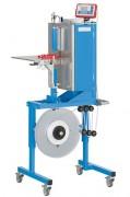 Banderoleuse de table pour produits circulaires - Largeur de bande : 20 - 30 - 50 mm