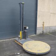 Banderoleuse occasion automatique - Rampe de 1 mètre - Plateau de 1650 mm
