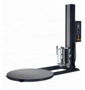 Banderoleuse semi-automatique à frein mécanique - Détection hauteur des palettes par cellule photo