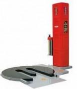 Banderoleuse semi automatique à freinage mécanique - Plateau tournant - 15 palettes/heure