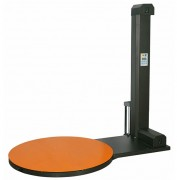 Banderoleuse semi automatique a plateau - Diamètre plateau max : 3000 mm