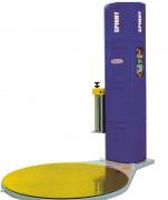 Banderoleuse semi-automatique à plateau tournant - Capacité de charge 2000 Kg
