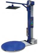 Banderoleuse semi-automatique à plateau tournant et à frein mécanique - Charge maximum : 2000 kg
